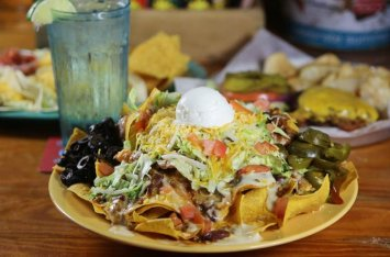 best nachos siesta key