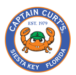 Captain Curts Crab & Oyster Bar Siesta Key, Sarasota