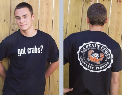 Got Crabs T-Shirts